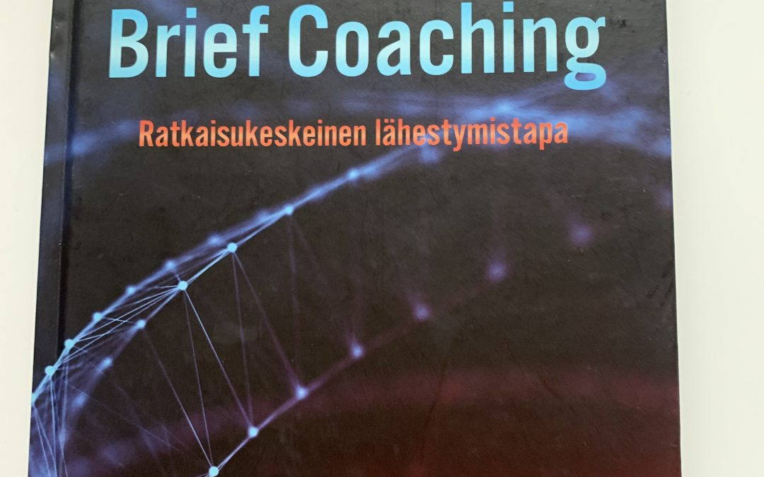 Innovaatio nimeltä Brief Coaching